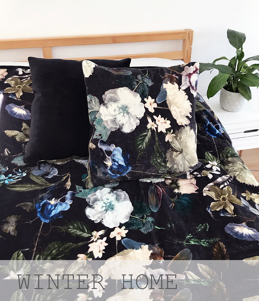 rosa living winter home cushion and throw selection